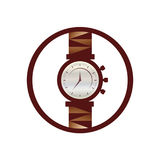 Watch icon Stock Photos