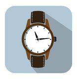 Watch icons Stock Photo