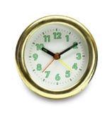 Watch insulated on white background. Round mechanical watch insulated on white background Stock Image