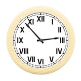 Watch isolated on a white background. Royalty Free Stock Images