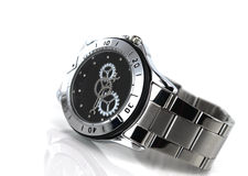 Watch isolated on a white background Royalty Free Stock Image
