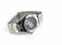Watch isolated on a white background Stock Photos