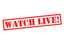 WATCH LIVE! Stock Photography
