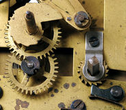 Watch mechanism Stock Photography