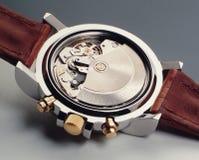 Watch mechanism Stock Images