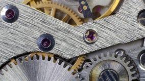 Watch Mechanism stock video footage