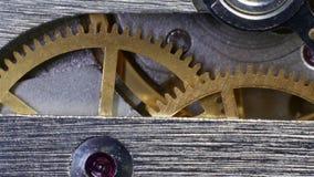 Watch Mechanism stock video
