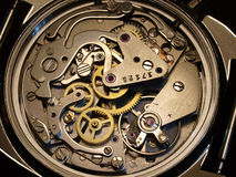Watch mechanism Royalty Free Stock Image