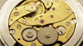 Watch Movement Stock Photos