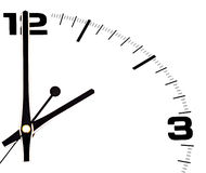 Watch Or Clock Royalty Free Stock Photo