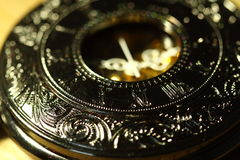 Watch pocket old B Stock Images