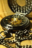 Watch pocket old D Royalty Free Stock Photos