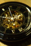 Watch pocket old A Stock Image