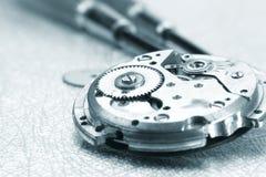 Watch repair royalty free stock photo