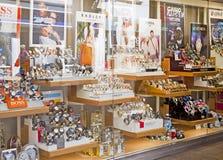 Watch shop Stock Photo