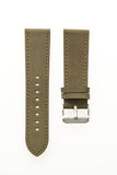 Watch strap leather Royalty Free Stock Photos