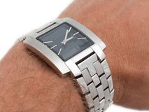 Watch time Royalty Free Stock Photo