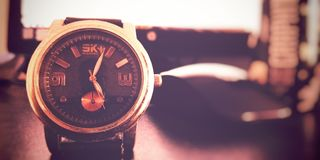 Watch royalty free stock photography