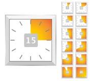 Watch timer Stock Photo