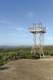 Watch tower Stock Images