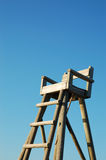 Watch-tower Photo libre de droits