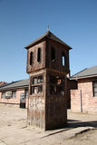 Watch Tower, Auschwitz Royalty Free Stock Photos