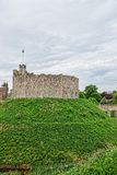 Watch Tower in Cardiff Castle in Cardiff in Wales Stock Photos