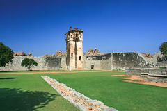 Watch tower in Hampi, Karnataka Royalty Free Stock Images