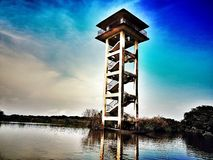 watch tower Royalty Free Stock Image