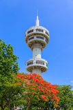 Watch tower in thailand Stock Image