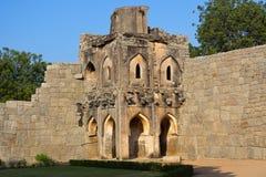 Watch Tower In Zenana Enclosure, Hampi Monuments, Karnataka Stock Photography
