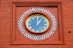 Watch of Trinity Tower Royalty Free Stock Photo
