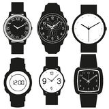 Watch vector Stock Photography