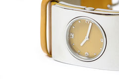Watch on white Stock Photography