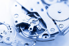 Watch works Royalty Free Stock Photography