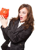 Watch your savings. Stock Photography