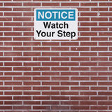 Watch Your Step Royalty Free Stock Photography