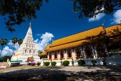 WatChedi Liam em Chiang Mai tailândia foto de stock