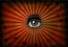 Watcher Royalty Free Stock Images