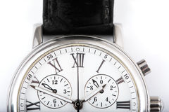 Wristwatch close up Stock Photos