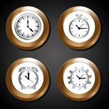 Watches design Stock Photography
