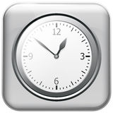 Watches Icon For Applications Royalty Free Stock Images