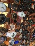 Watches Stock Photography