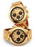 2 watches Royalty Free Stock Photo