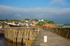 Watchet Devon del norte Reino Unido Imagenes de archivo