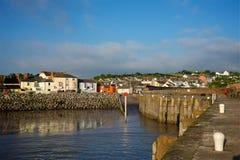 Watchet Północny Devon UK Zdjęcia Stock