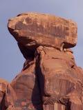 Watchful Stone Stock Photo