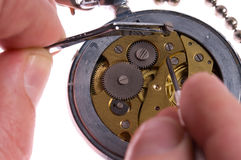 Watchmaker Stock Image