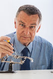 Watchmaker Stock Photo
