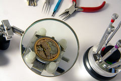 Watchmaker Royalty Free Stock Photo